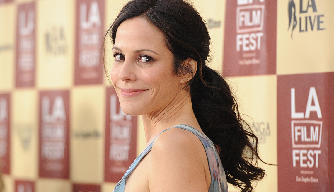 Mary Louise Parker, Actress, August 2014 Celebrity Birthday Milestones