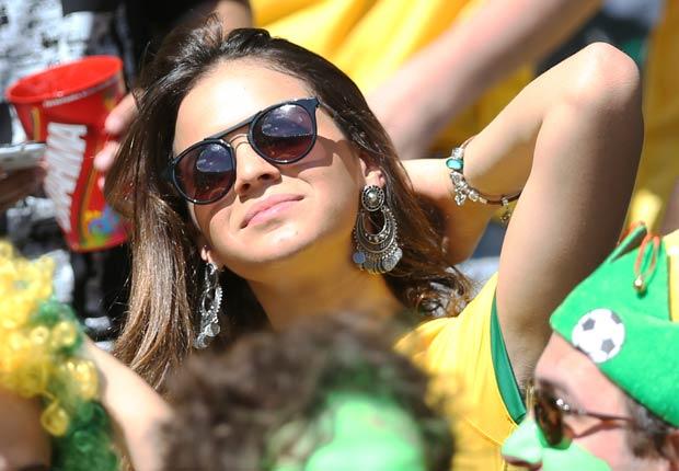 Bruna Marquezine, la novia de Neymar
