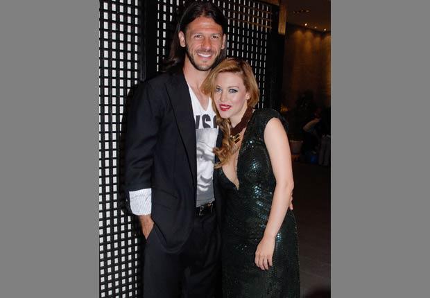 Evangelina Anderson, esposa del jugador de fútbol argentino Martin Demichelis