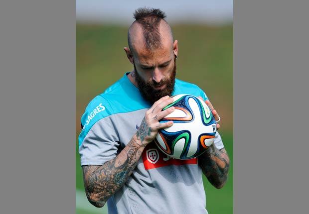 Raul Meireles - Peinados extraños en la Copa Mundial de fútbol