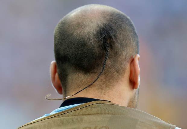 Rodrigo Palacio - Peinados extraños en la Copa Mundial de fútbol
