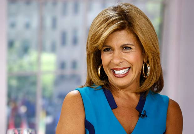 birthday milestones celebrity famous august hoda kotb