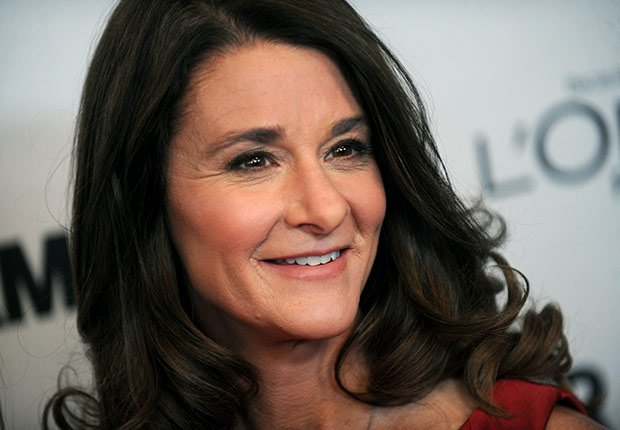 Melinda Gates - Celebridades que cumplen en Agosto