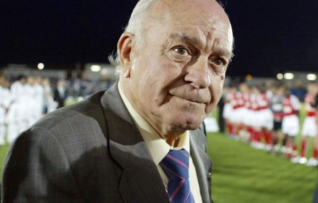 La Saeta Rubia, Alfredo DiStéfano  ha muerto a los 88 años de edad