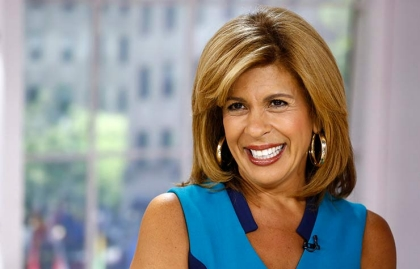 August Celebrity Birthdays Hoda Kotb