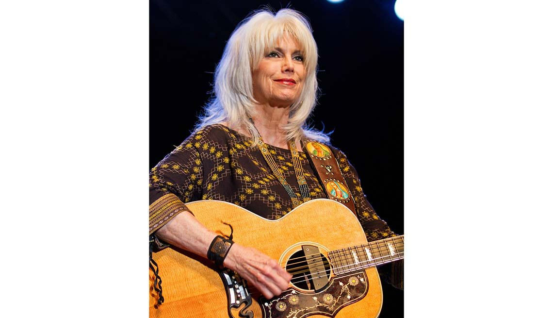 Emmy Lou Harris, Singer, Musician, Look Who's A Grandma