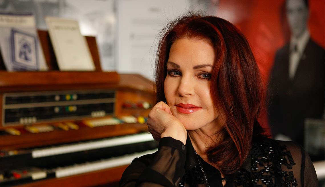 Priscilla Presley, Grandmother, Look Who's A Grandma