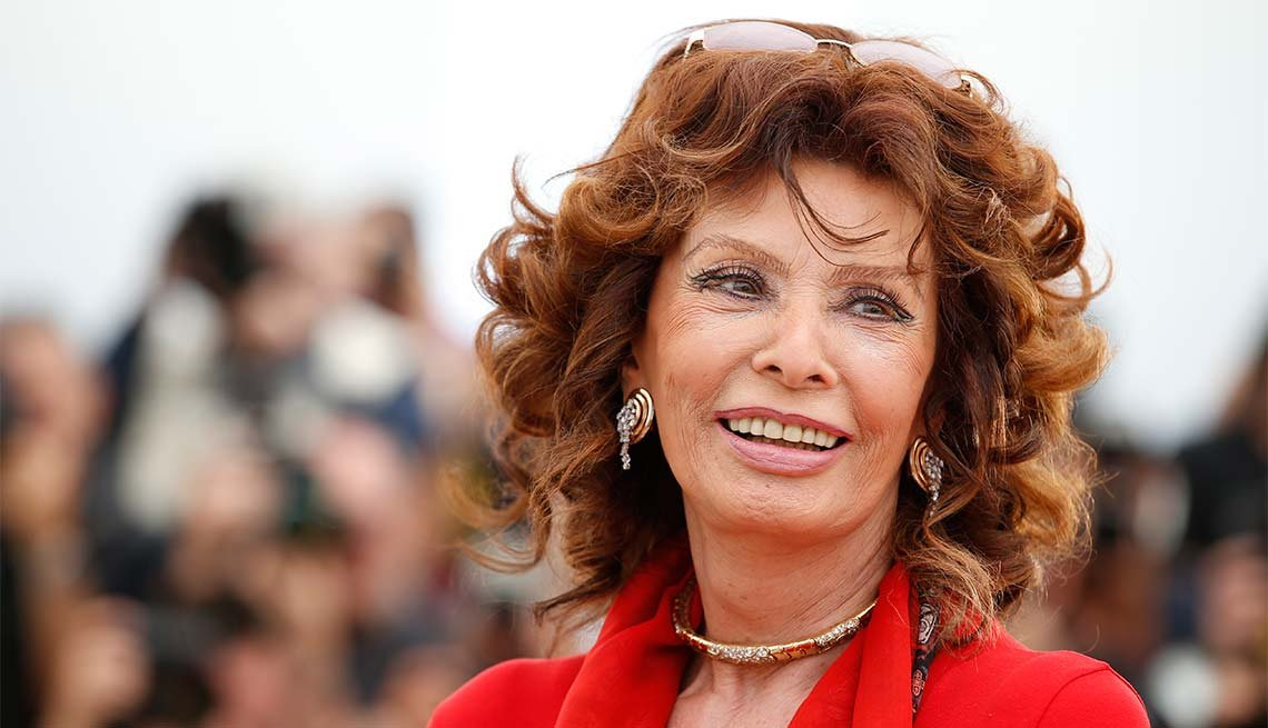 Sophia Loren, Actress, Look Who's A Grandma
