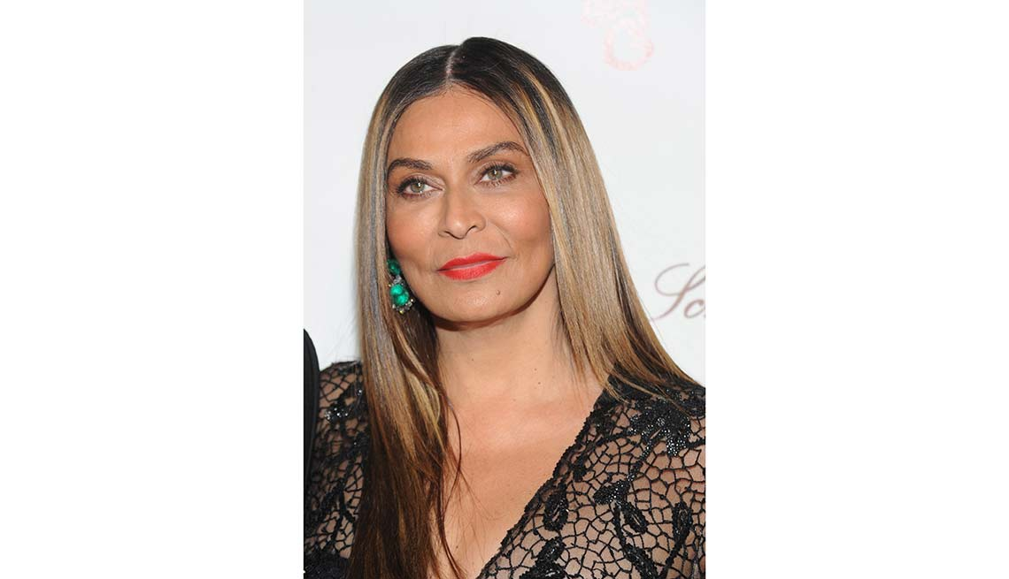 Tina Knowles, Beyonce Mother, Look Who's A Grandma