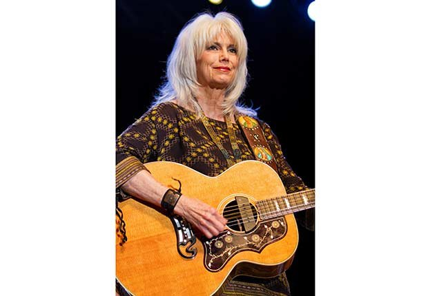 Emmylou Harris: Look Who's a Grandma!