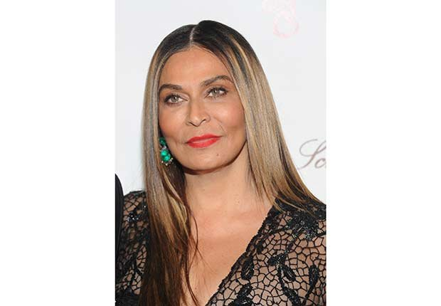 Tina Knowles: Look Who's a Grandma!