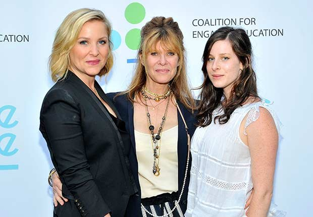 Kate Capshaw: Look Who's a Grandma!