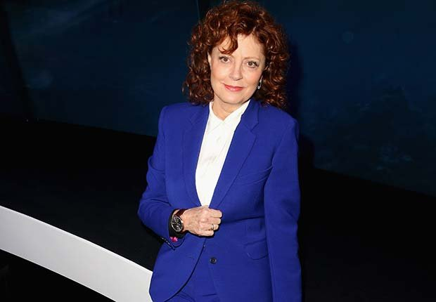 Susan Sarandon: Look Who's a Grandma!