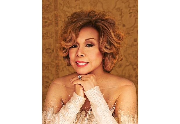 Diahann Carroll: Look Who's a Grandma!