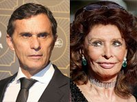 Humberto Zurita y Sophia Loren estan de cumpleaños este Septiembre - Cumpleaños en Septiembre