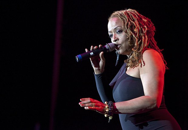 Cassandra Wilson, Can't Believe They're 50+.