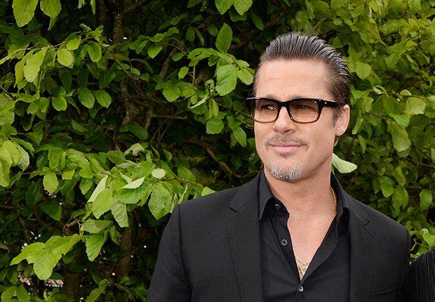 Brad Pitt, Bellos y bellas de más de 50