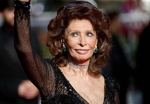 Sophia Loren, September Celebrity Birthdays