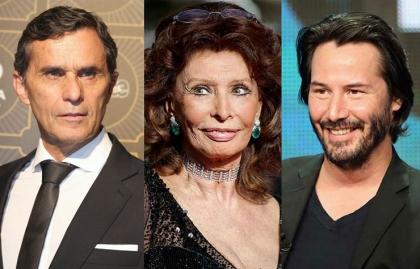 Humberto Zurita, Keanu Reeves y Sophia Loren estan de cumpleaños este Septiembre - Cumpleaños en Septiembre