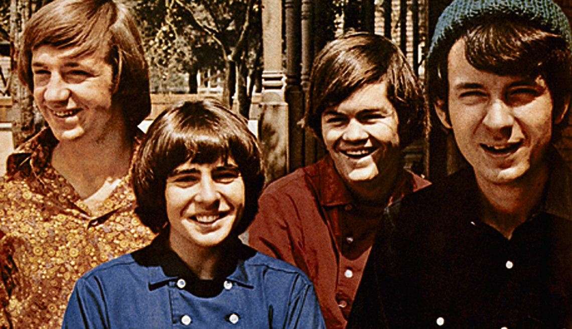 You Know You're a Boomer if, The Monkees
