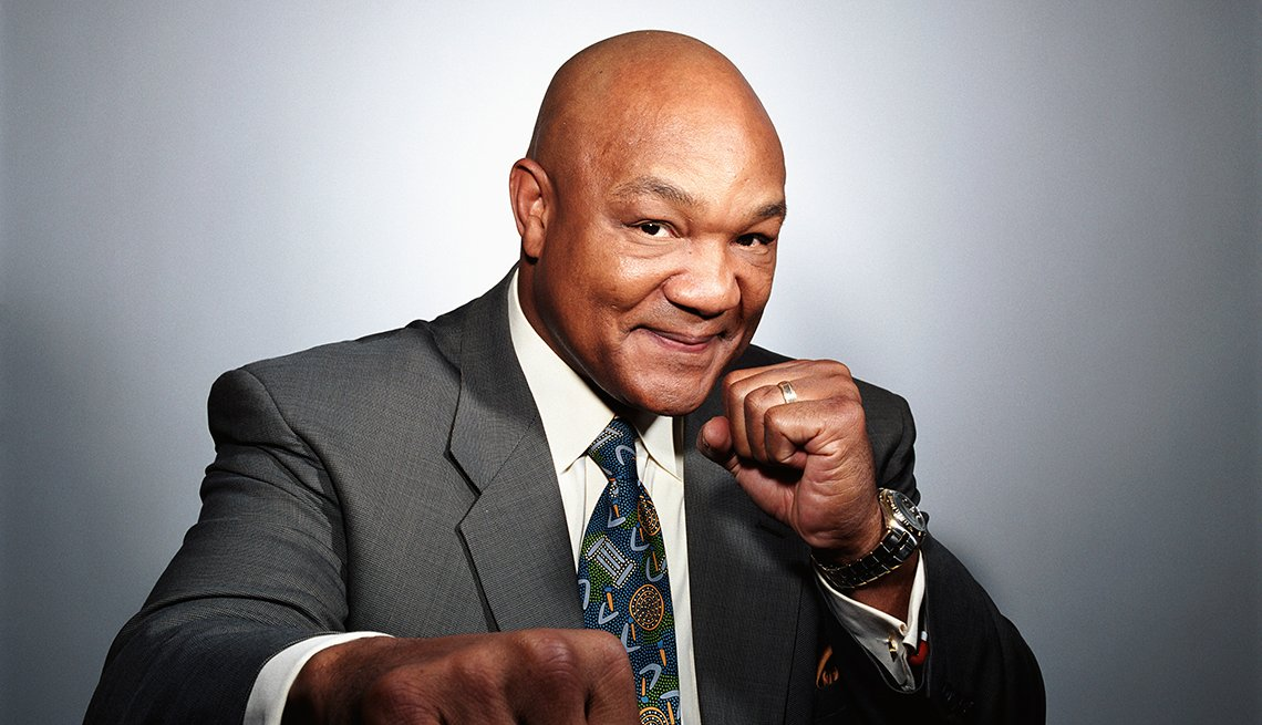 George Foreman, Boxer, Athlete, AARP Interview
