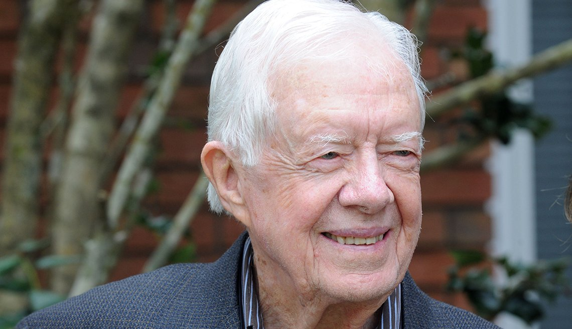 Jimmy Carter, 90, US President, Politician, October 2014 Celebrity Birthday Milestones