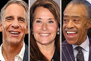 Scott Bakula, Lorraine Bracco, Rev. Al Sharpton, AARP October Birthdays