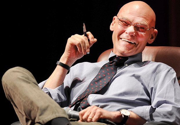 James Carville, AARP October Birthdays