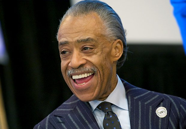 Rev. Al Sharpton, AARP October Birthdays