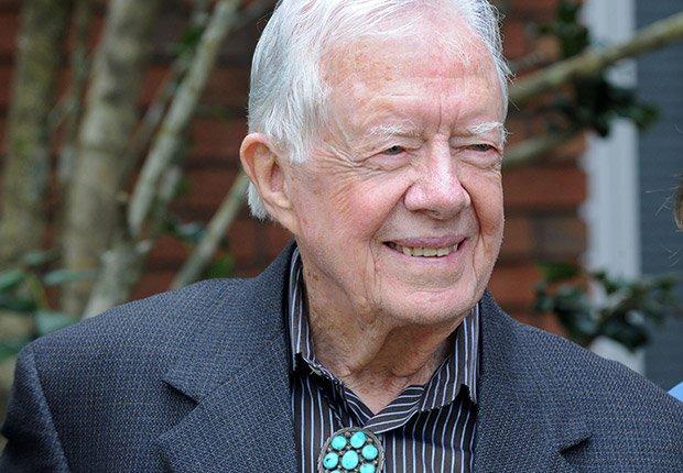 Presidente Jimmy Carter cumple 90 años en octubre