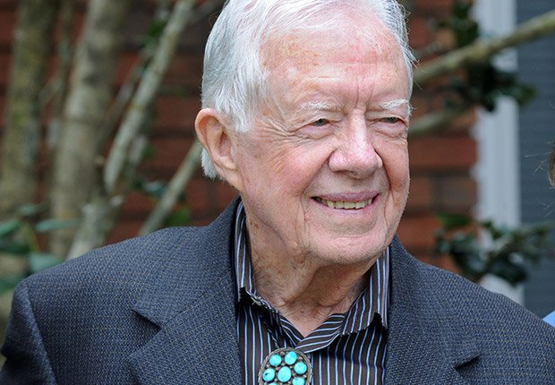 Former President Jimmy Carter, AARP October Birthdays