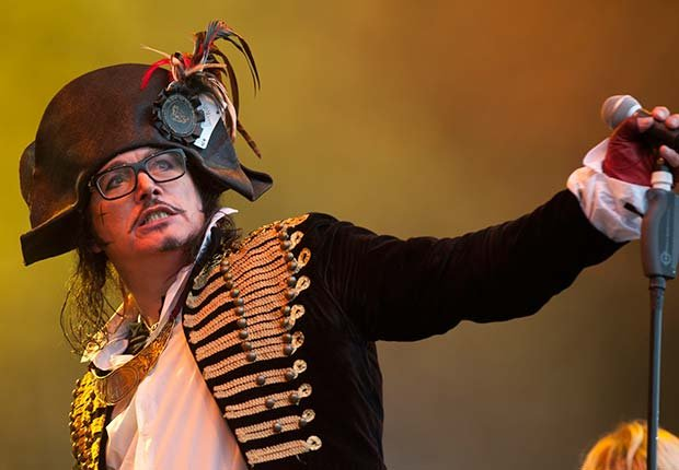 Adam Ant, November Milestone Birthdays