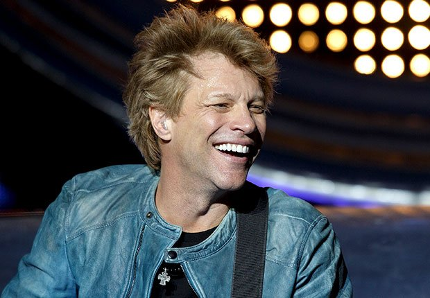 No Way They're 50 Plus Celebrities Jon Bon Jovi