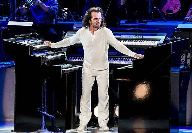 Yanni, November Milestone Birthdays