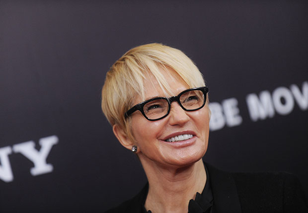 Ellen Barkin, No Way They're 60+