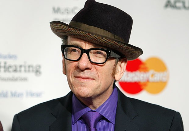 Elvis Costello, No Way They're 60+