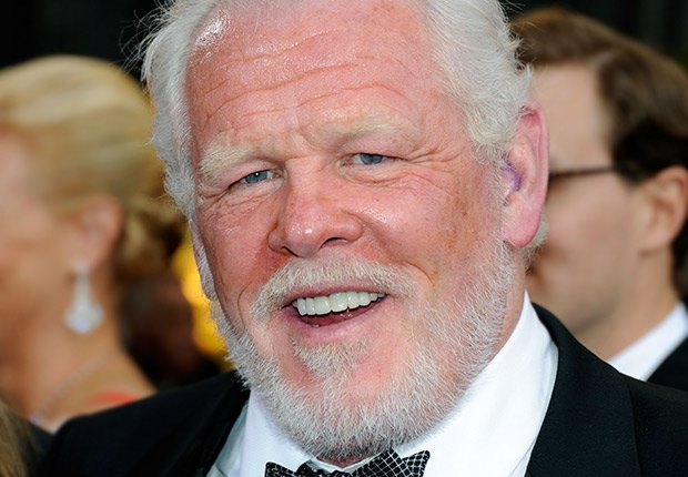 Actor Nick Nolte, No Way They're 70+