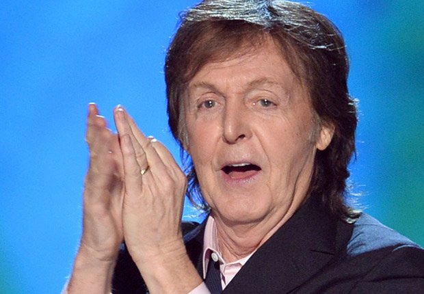 Paul McCartney, No Way They're 70+