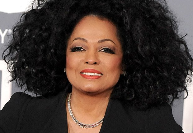 Singer Diana Ross, No Way They're 70+