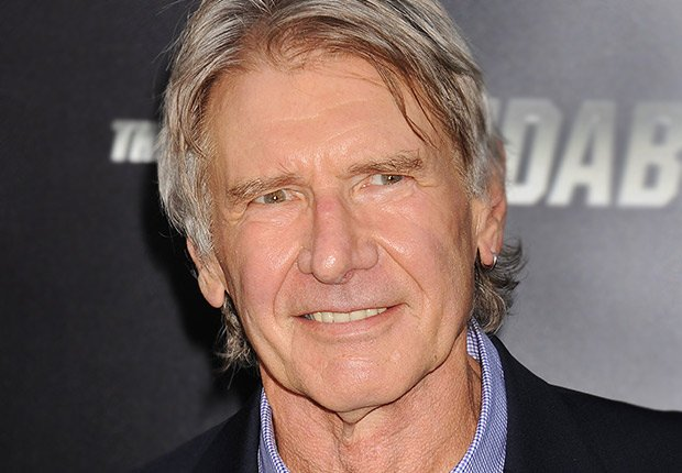 Actor Harrison Ford, No Way They're 70+