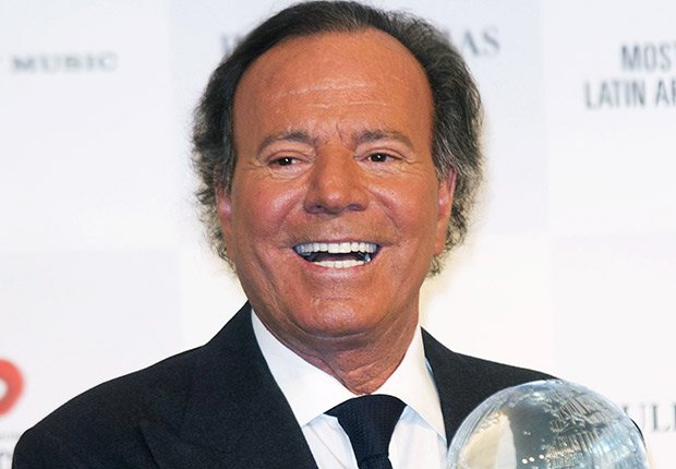 Singer Julio Iglesias, No Way They're 70+