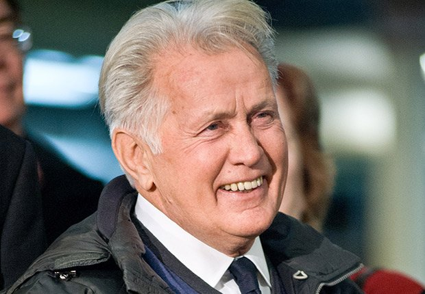 Martin Sheen, No Way They're 70+