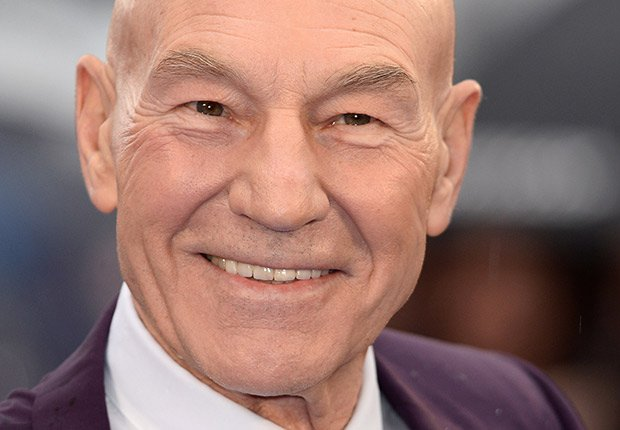 Patrick Stewart, No Way They're 70+