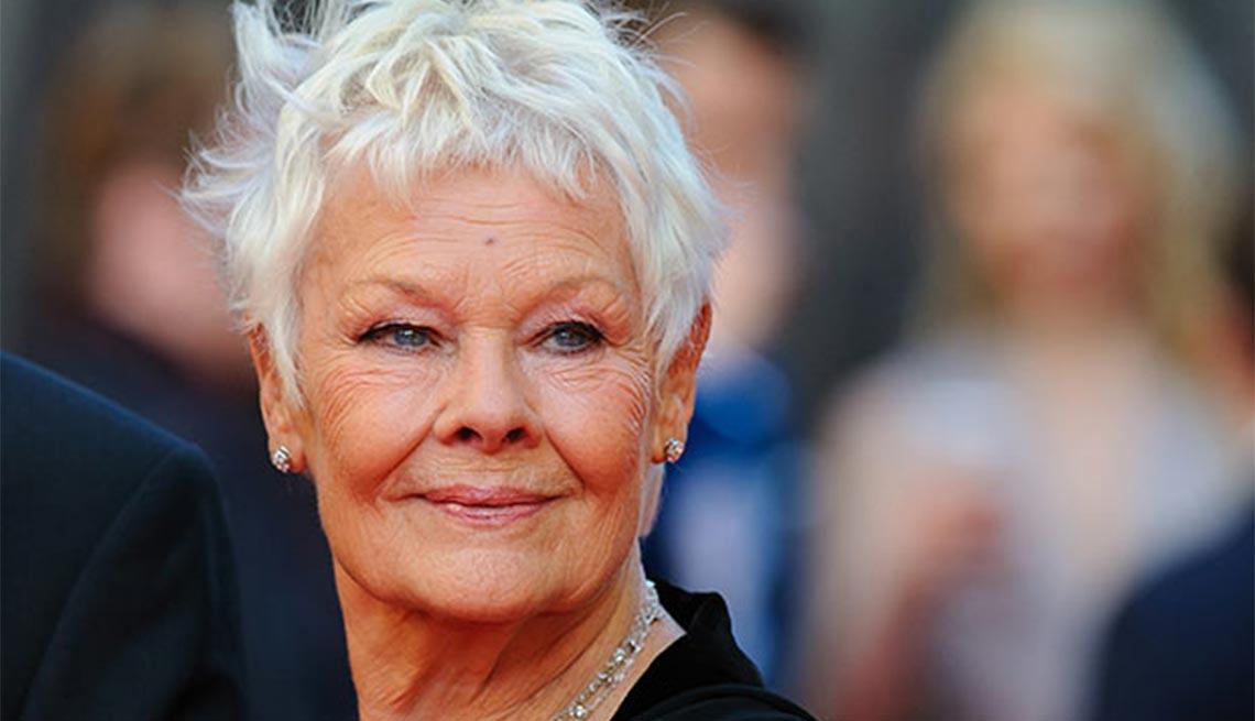 Judi Dench, 80, Actress, December Celebrity Birthday Milestones