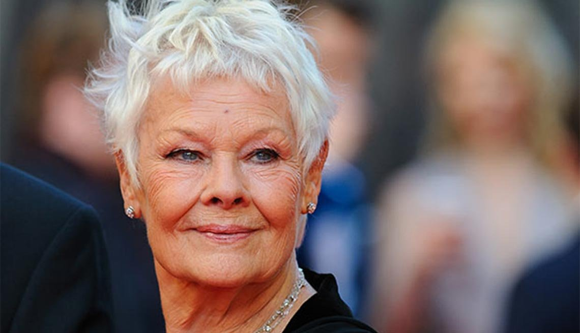Judi Dench, 80, Actress, December Celebrity Birthday Milestones
