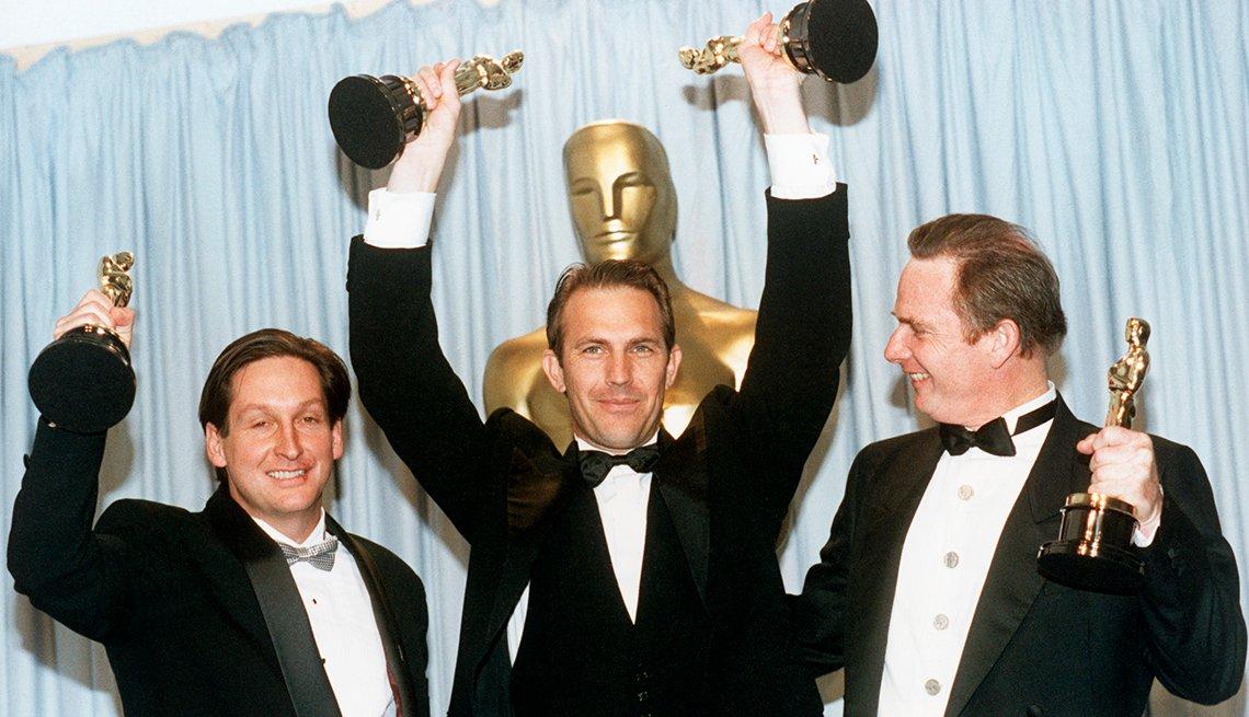 Oscars, Academy Awards, Kevin Costner AARP Interview