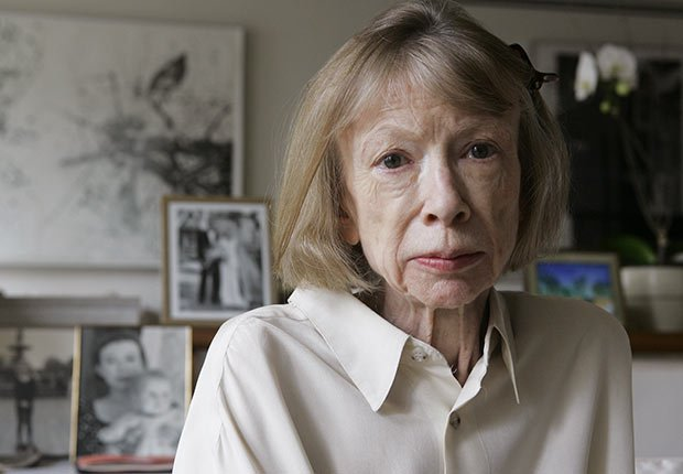 Joan Didion, December Celebrity Birthdays