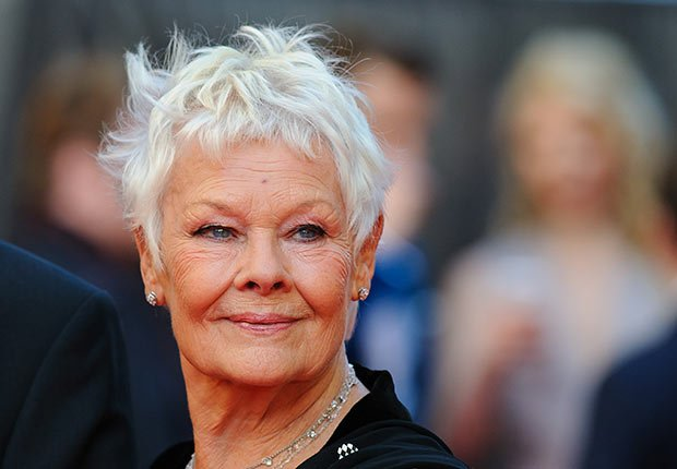 Judi Dench, December Celebrity Birthdays