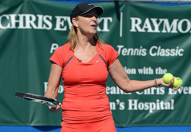 Chris Evert, December Celebrity Birthdays