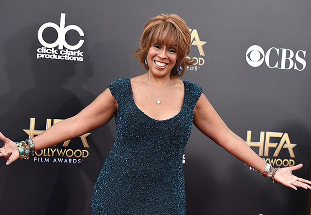 Gayle King, December Celebrity Birthdays